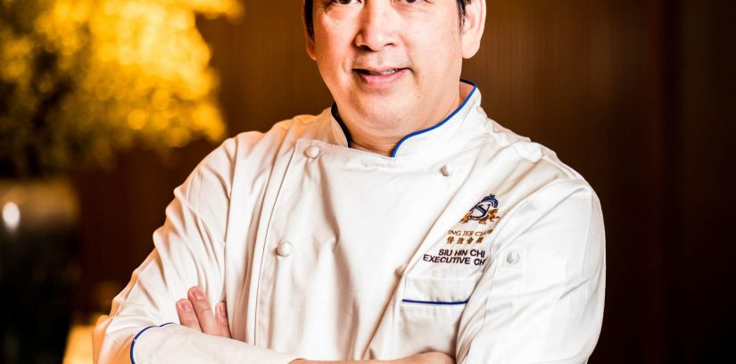 Michelin-stared chef Siu Hin-Chi