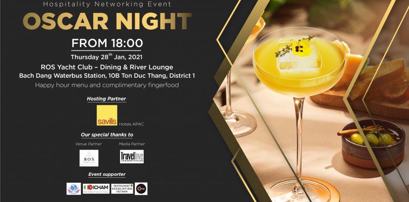 Oscar Night Official Invitation